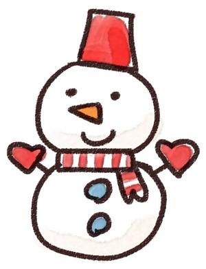 Christmas_snowman_3